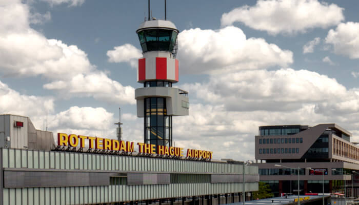 klantcase rotterdam the hague airport